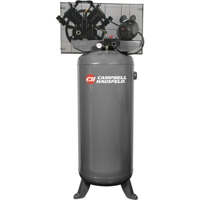 Campbell Hausfeld Electric Air Compressor 5 Hp 230 Volt