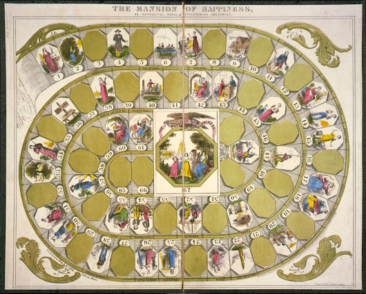 A Look Back at Board Games | Picture This: Library of Congress Prints & Photos