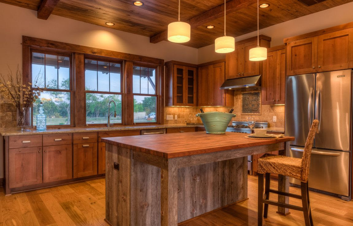 Beautiful Rustic Kitchen Designs Exposing the Beauty of ...