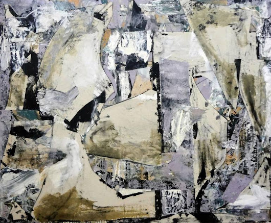 Saatchi Art: Shipshape Painting by Matthew Dibble