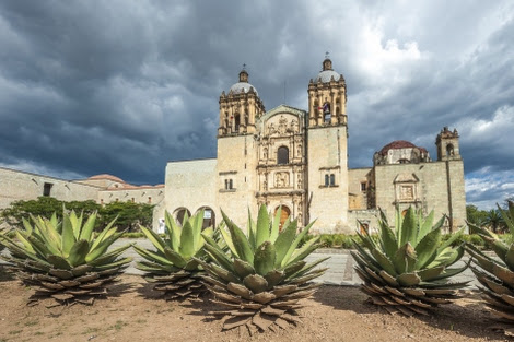 Vacationing in Oaxaca, Mexico