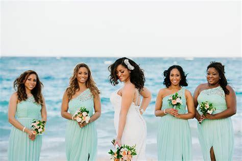 Beach Bridesmaid Dress Photos & Tips   Destination Wedding