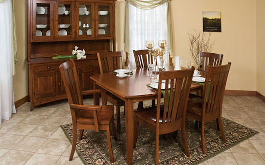 Amish Bedroom Furniture - Amish Dining Room Furniture