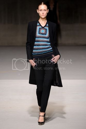 Christopher Kane fall winter 2011 runway collection