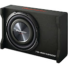"""Pioneer Shallow Series TS-SWX2502 Car Subwoofer - 10"""" - 4 Ohm - Black"""
