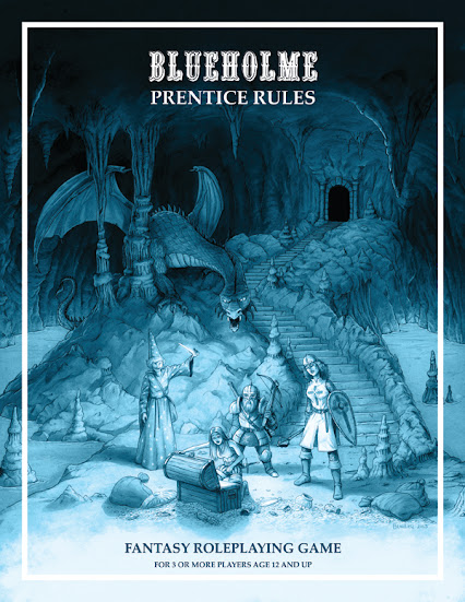 Blueholme Prentice Fantasy Role Playing Game