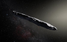 ESO Observations Show First Interstellar Asteroid is Like Nothing Seen Before - VLT reveals dark, reddish and highly-elongated object
