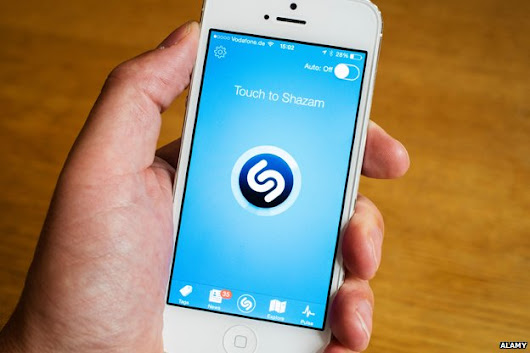 BBC News - Shazam - a billion dollar London success