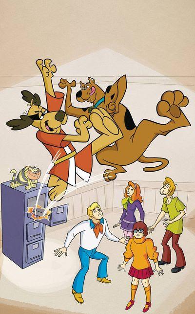 Scooby Doo Team Up #26