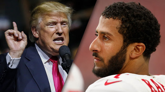 "Why the President should be supportin' Kaepernick and not blastin' him! ""EVERYBODY"""