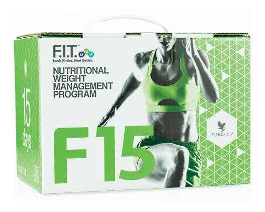 F15 - Nutritional Weight Management Program Packs | Forever Living Products USA