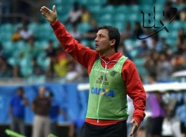 Flamengo demite Zé Ricardo após derrota para o Vitória
