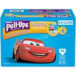 Pull Ups Learning Designs Training Pants, 2T-3T (18-34 lbs), Disney Pixar - 74 each
