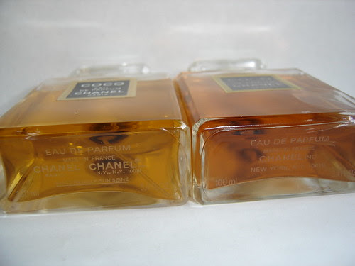 Chanel Perfume Bottles: Real Coco by Chanel vs. Fake Coco ...