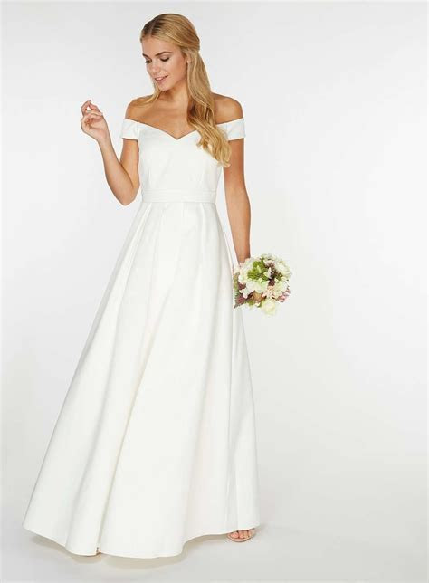 14 Of The Best Places To Buy An Affordable Wedding Dress