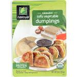 Nasoya: Organic Tofu Vegetable Dumplings, 9 Oz