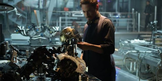 Marvel Releases New Avengers Age of Ultron Images