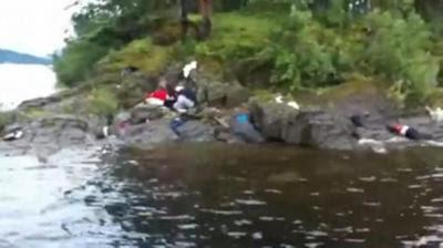Βίντεο ΣΟΚ από την Νορβηγική τραγωδία