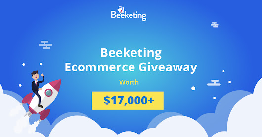 Beeketing biggest giveaway EVER! Valued at $17,000+. Join now!