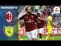 Sintesi Campionato: Milan 3 Chievo 1