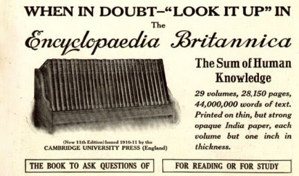 December 6th, 1768: Encyclopedia Britannica Published