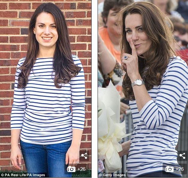 Một fan mê Kate đến nỗi sao chép gần như toàn bộ những thiết kế mà Công nương từng mặc - Ảnh 6.