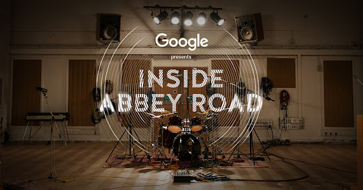Google presents Inside Abbey Road
