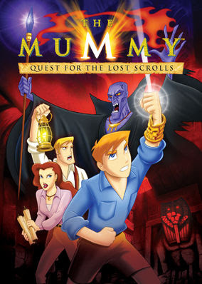 Mummy: Quest for the Lost Scrolls, The