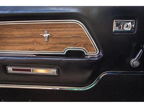 1969 Ford Mustang Silver Jade