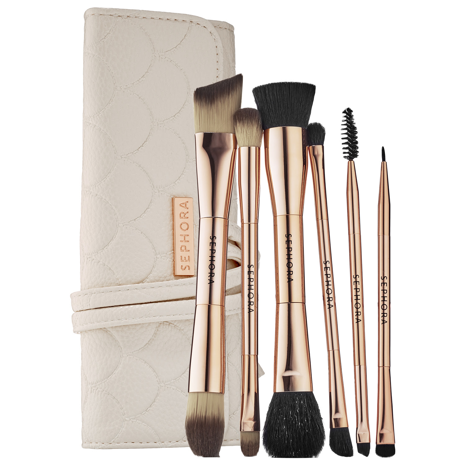 Image result for sephora double ended brushes