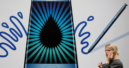 Samsung Stumbles in Race to Recall Troubled Phones