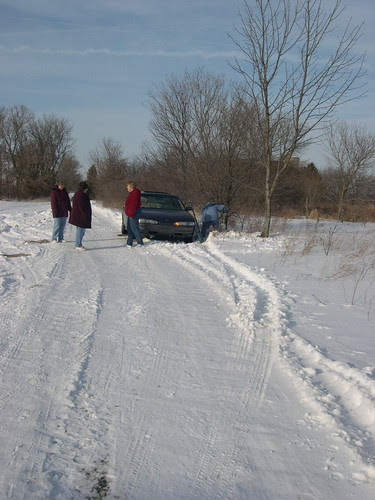 In the Ditch