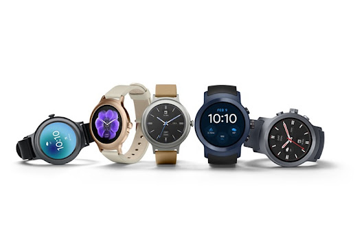 Google and LG announce the Watch Style and Sport, coming February 10th for $249 and $349, respectively