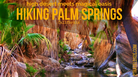 Hiking Palm Springs: Indian Canyons and the oasis in the desert