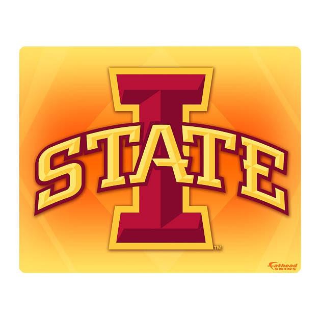 "Iowa State Cyclones Logo 15/16"" Laptop Skin | Shop Fathead ..."