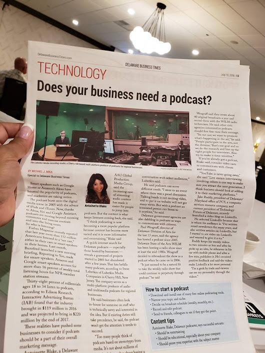 Does Your Business Need a Podcast? -