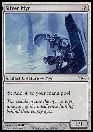 Myr de plata