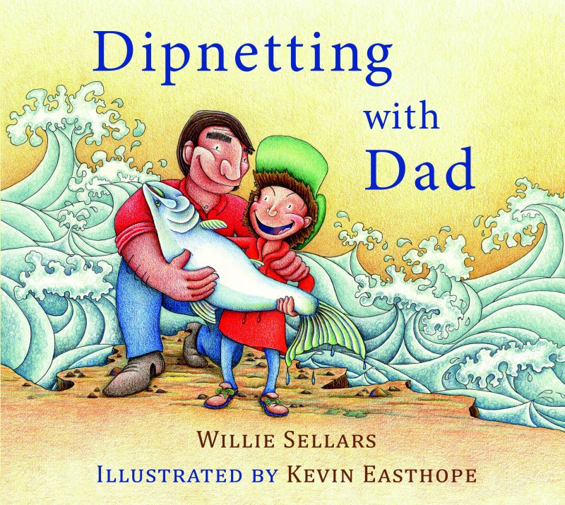 Image result for Dipnetting with Dad. I