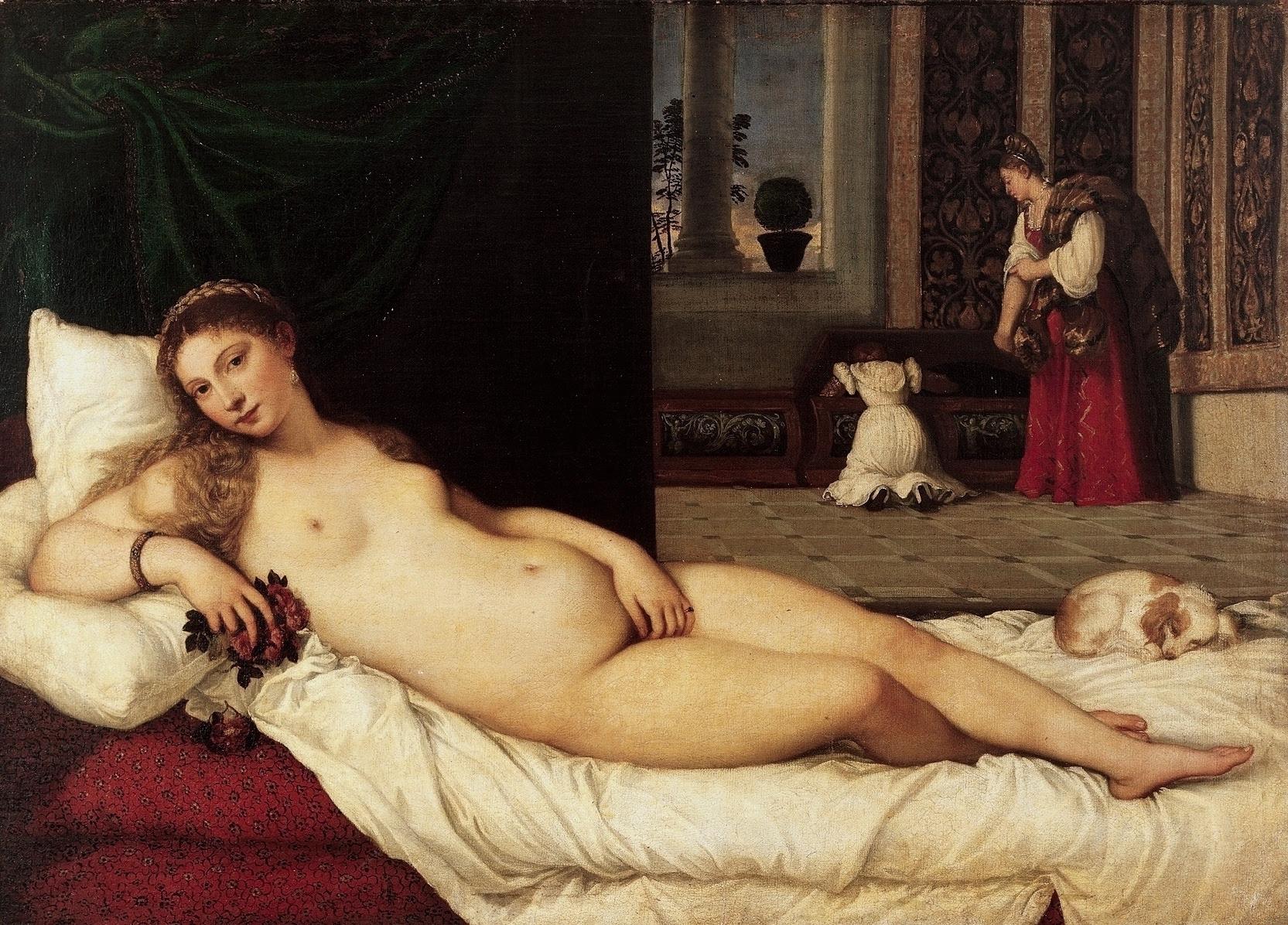 Vênus de Urbino