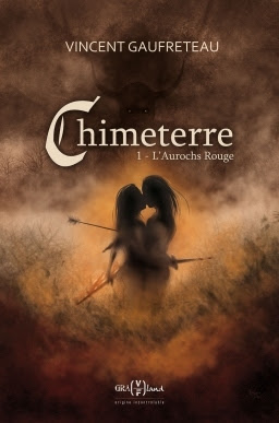 Couverture Chimeterre, tome 1 : L'aurochs rouge