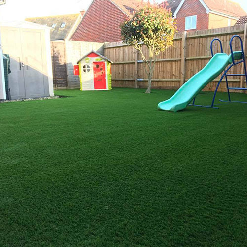 Grass for a home based nursery in Sittingbourne | Perfect Grass Ltd
