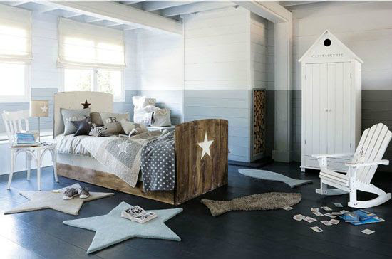 Gray Boys' Room Ideas 61