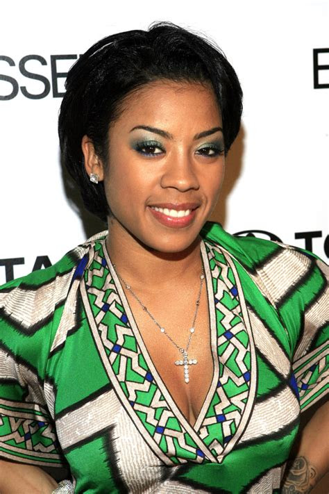 barbietch keyshia cole short haircut pictures
