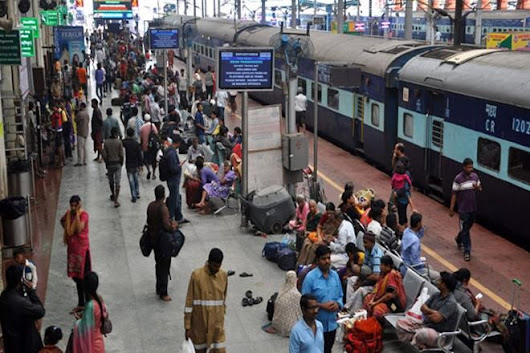 Great News for India's Railway Travelers