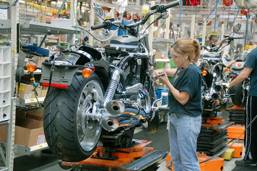 Kansas City Harley Davidson plant closure to put hundreds out of jobs