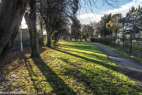Ringsend Park (Dublin) by infomatique