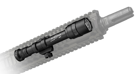 SureFire's New M600 AA Scout Light - FlashlightGuide