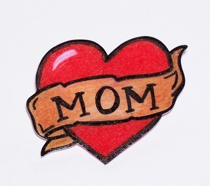 I Love Mom Tattoos