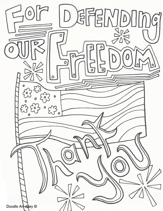 Freedom Coloring Pages at GetColorings.com   Free ...