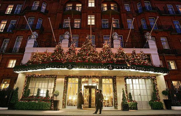 Joint bid for a top London hotel group